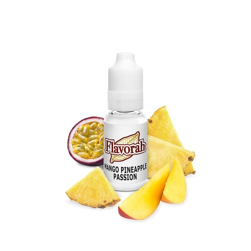 [FLV-102420-1-ret] Mango-Pineapple-Passion 15ml