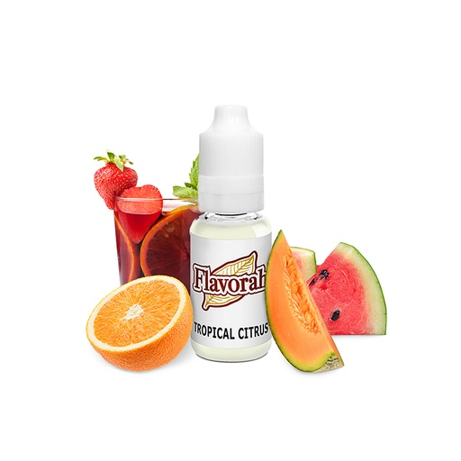 [FLV-100350-1-ret] Tropical Citrus 15ml